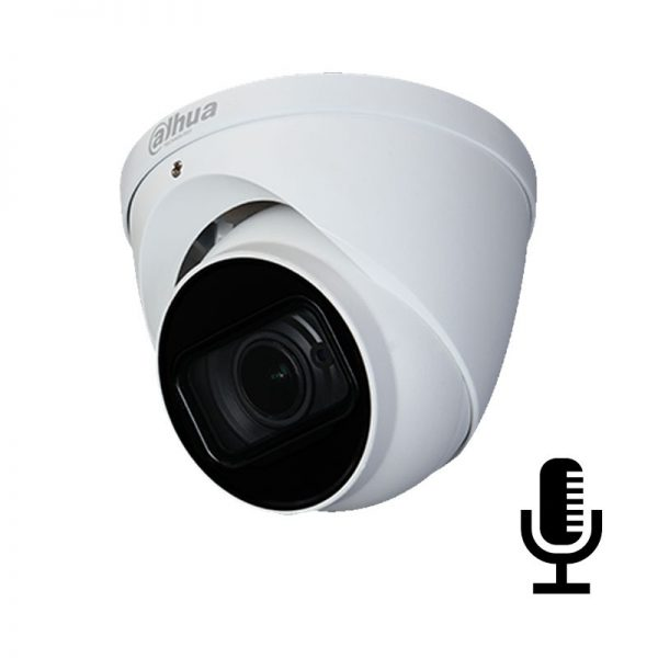 HAC-HDW2241TN-Z-A-27135 (DOMO EXTERIOR | 2.0 MP | 1080P | 2.8mm | IP67 | IR: 50m | WDR | Visi?n Nocturna a Color | Metalico)