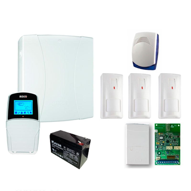RP432M/INA/RISCO (Kit Inalámbrico LightSYS 2, incluye)