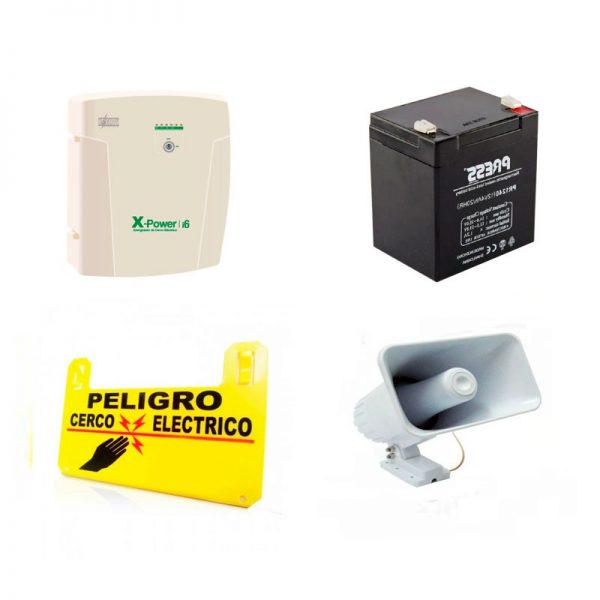 KIT-XPOWERI6 (ELECTRIFICADOR El XPOWER i6)